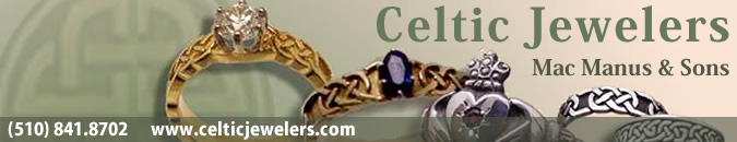 Mac Manus & Sons Celtic Jewelers